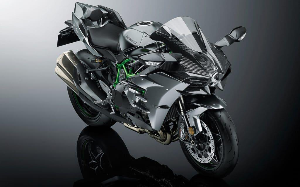 120 Stück will Kawasaki von der 300 PS starken H2 Carbon verkaufen (Quelle: Kawasaki)