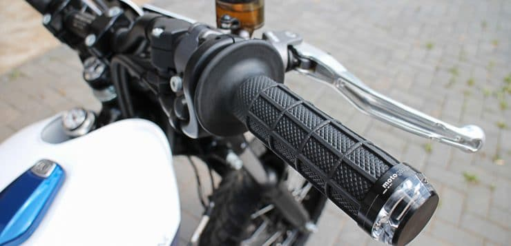 Yamaha Dirt Tracker