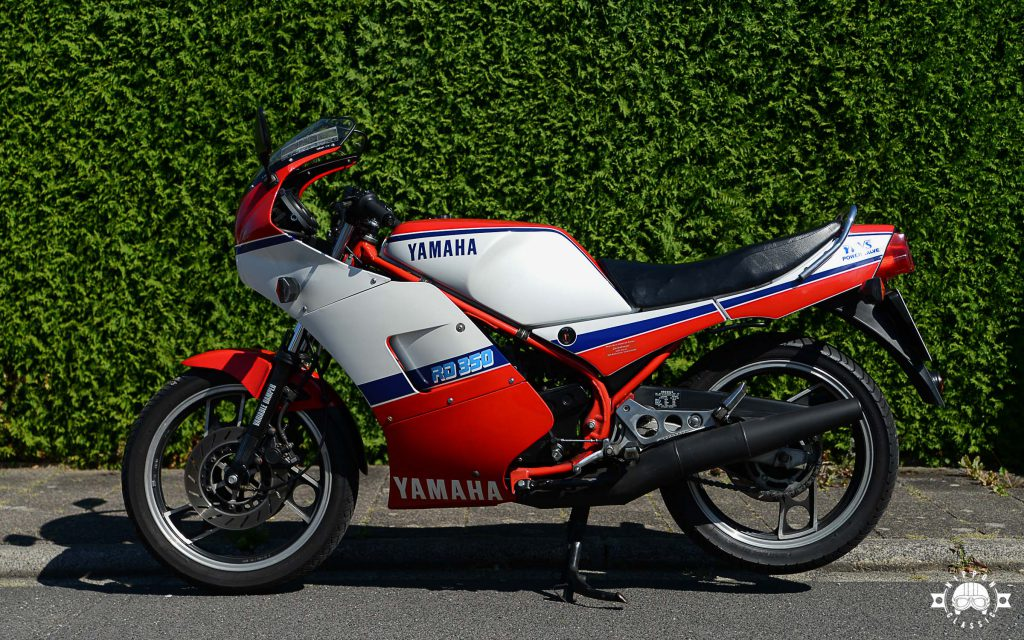 Yamaha RD 350 LC