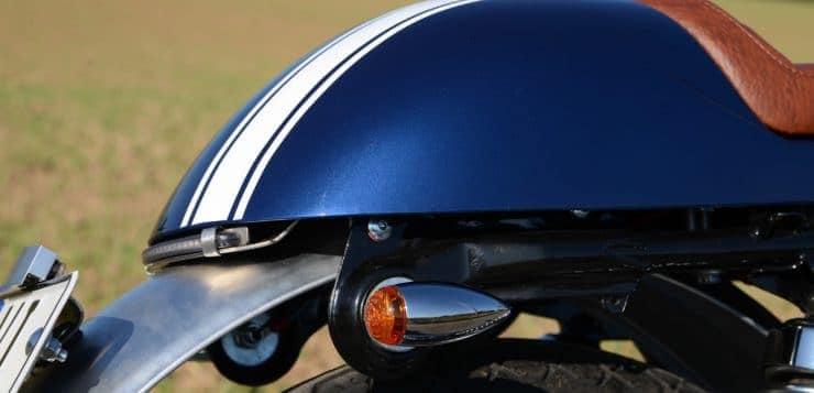 Yamaha XS360 Café Racer