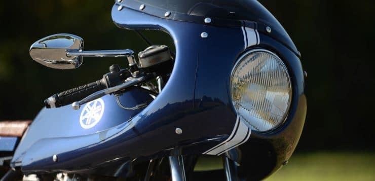 Yamaha XS 360 Umbau