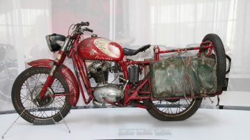 "Ducati Sonderausstellung ""More Than Red – Passione Ducati"""