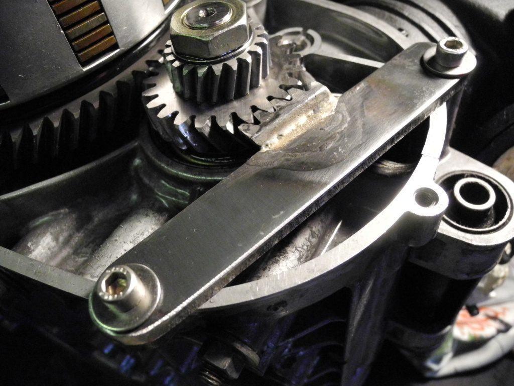 Yamaha RD LC Kurbelwelle