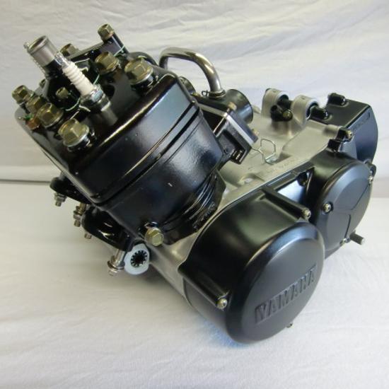 Yamaha RD 350 LC Motor