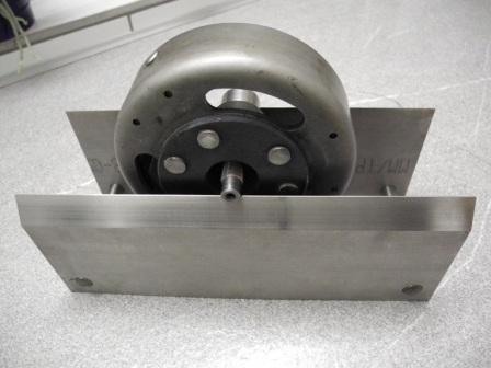 RD 350 LC Kupplung