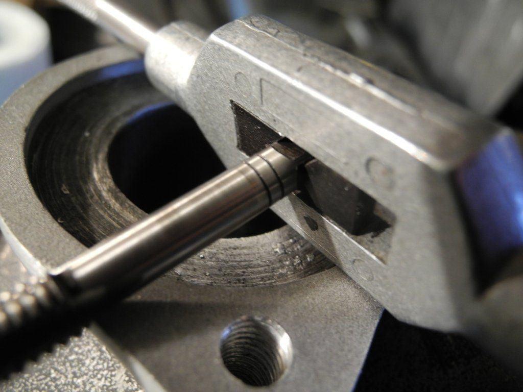 RD 350 LC Zylinder