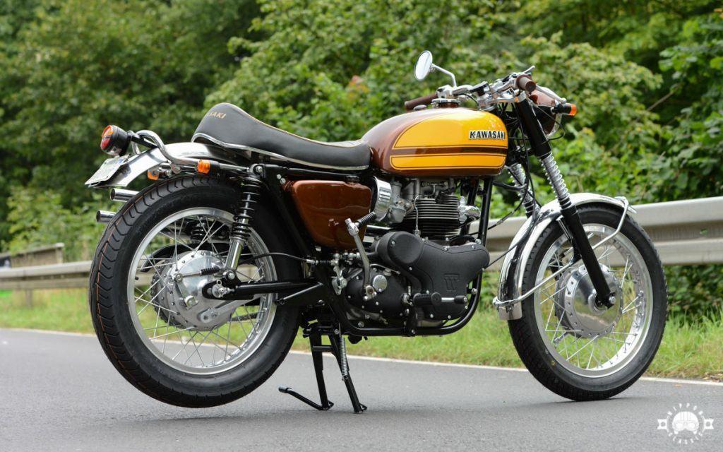 Kawasaki W2SS Spezial
