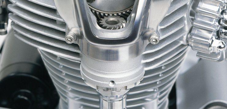 Kawasaki W800 Motor
