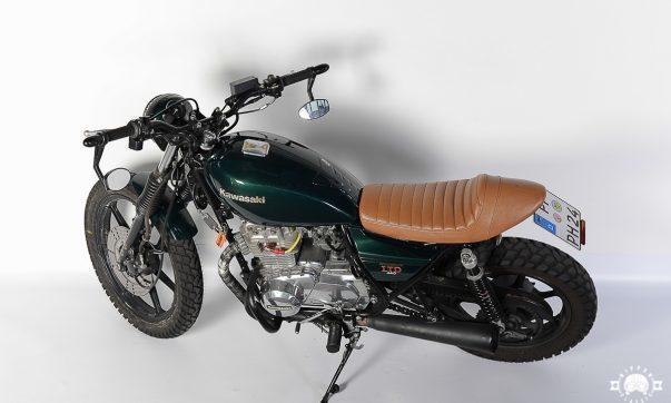 Kawasaki Z 440 Scrambler