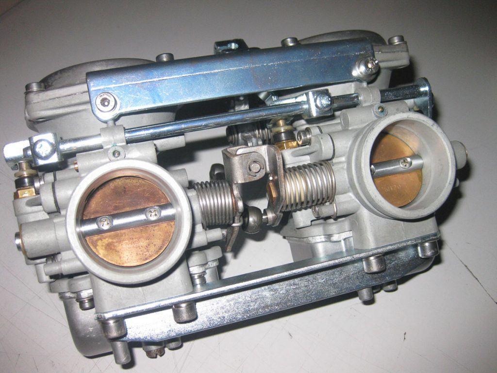 Z750 Vergaser
