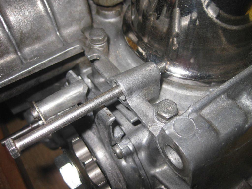 Z750 Motor