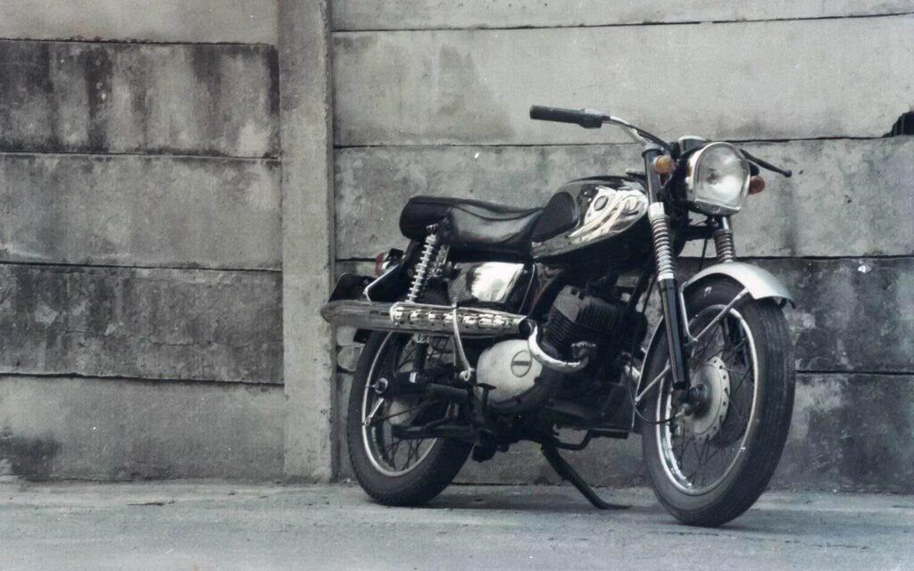 Suzuki T 125