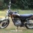 Oldtimer Motorrad: Yamaha SR 500